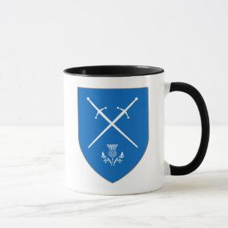 Scotland Mug - Swords & Thistle