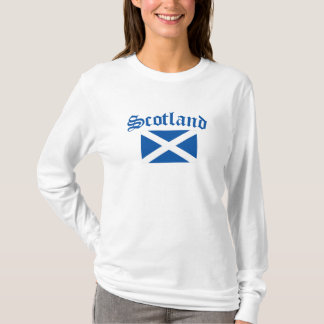 Scotland National Flag T-Shirt