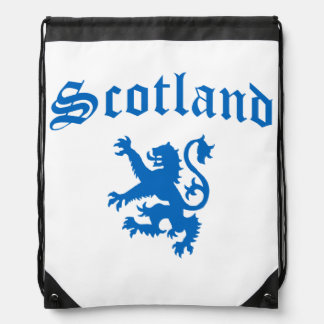 Scotland Cinch Bags