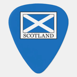 Scotland Plectrum
