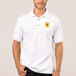 Scotland, Rampant Lion Polo Shirt