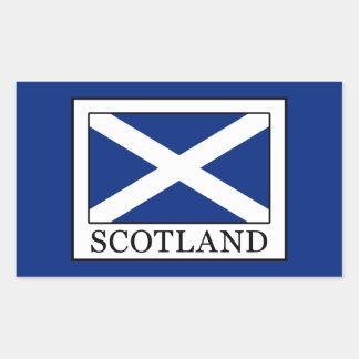 Scotland Rectangular Sticker