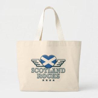 Scotland Rocks v2 Bags