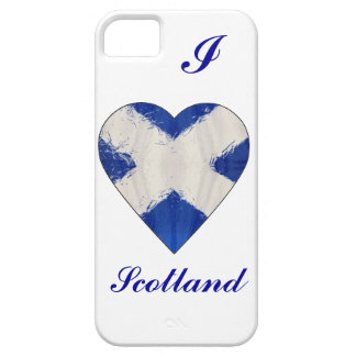 Scotland Scottish Flag iPhone 5 Case