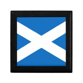 Scotland Scottish Flag Gift Box