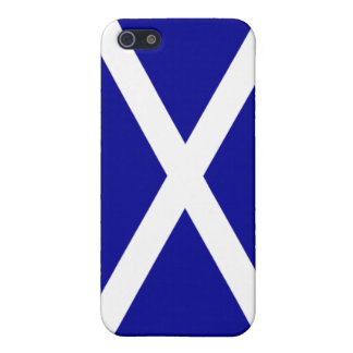 Scotland Scottish Flag IPhone Case iPhone 5 Covers
