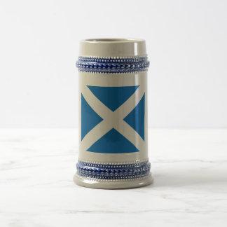 Scotland/Scottish Flag Mug