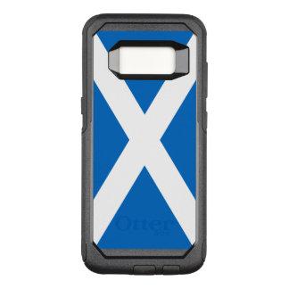 Scotland Scottish Flag OtterBox Commuter Samsung Galaxy S8 Case