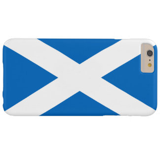 Scotland Scottish Flag St Andrews Cross Barely There iPhone 6 Plus Case