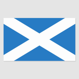 Scotland/Scottish Flag Stickers