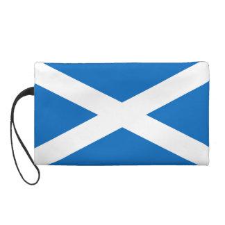 Scotland/Scottish Flag Wristlet/Bagette Wristlets