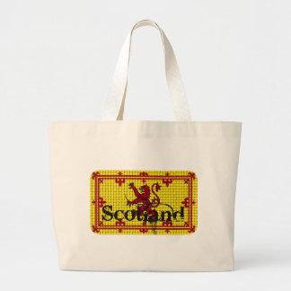 Scotland Standard Flag Tote Bag