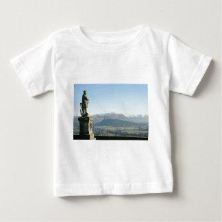 Scotland Stirling King Robert the Bruce Baby T-Shirt