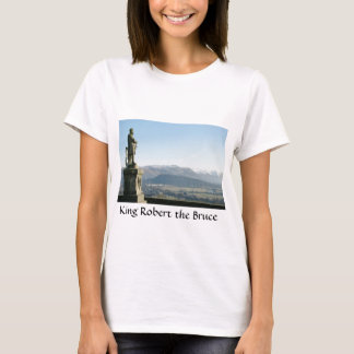 Scotland Stirling King Robert the Bruce T-Shirt