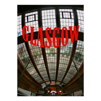 scotland street school museum glasgow poster
