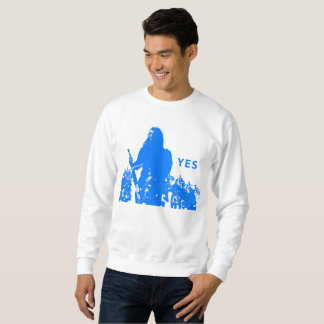Scotland support sweatshirt