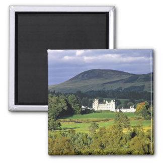 Scotland, Tayside, Blair Castle. In an emerald Magnet