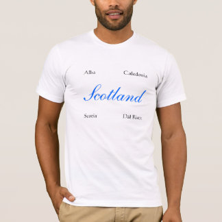 SCOTLAND-THE PEOPLE T-Shirt