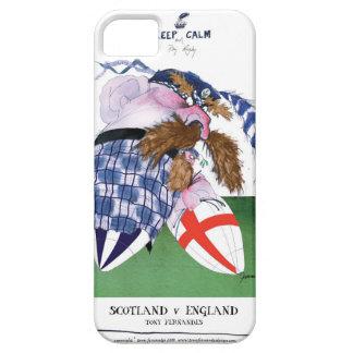 scotland v england balls, tony fernandes iPhone 5 cover