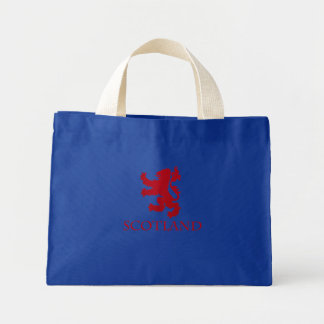 SCOTLAND with lion rampant bag