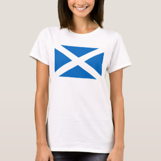 Scotland World Flag T-Shirt