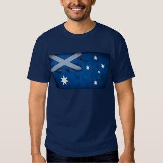 Scots-Australian T Shirts