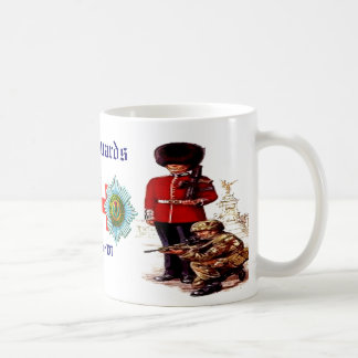 Scots Guards Mug. Coffee Mug