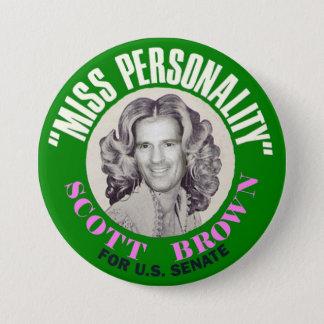 Scott Brown for U.S. Senate 2012 7.5 Cm Round Badge