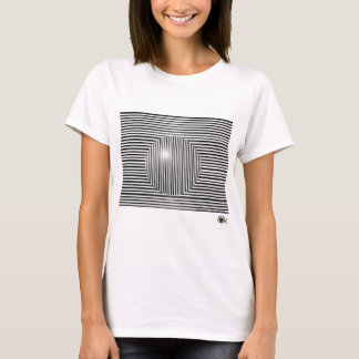 Scott E. Morris Optical Illusion T-Shirt