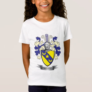 Scott Family Crest Coat of Arms T-Shirt