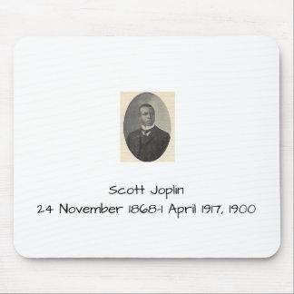 Scott Joplin Mouse Pad