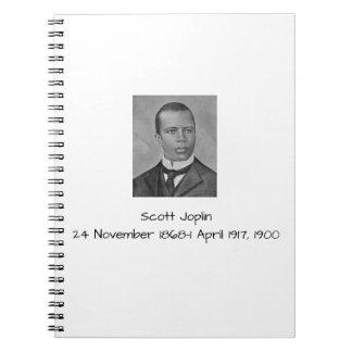 Scott Joplin Notebook