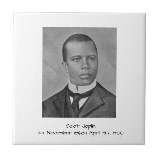 Scott Joplin Tile