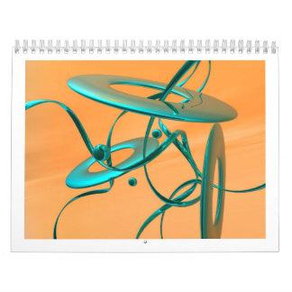 Scott Piers Digital Art Calendar