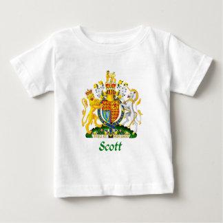 Scott Shield of Great Britain Baby T-Shirt