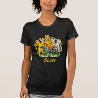 Scott Shield of Great Britain Blk T-Shirt