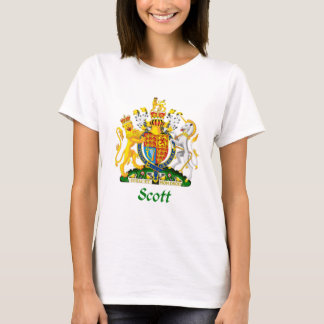 Scott Shield of Great Britain T-Shirt
