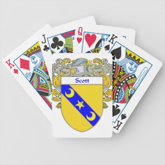 scott wale bicycle playing cards