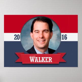SCOTT WALKER 2016 POSTERS