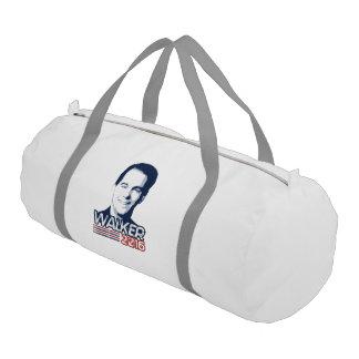 Scott Walker 2016 Science Fiction Gym Duffel Bag