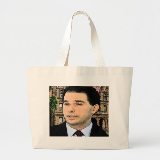 Scott Walker For President 2016 Bags