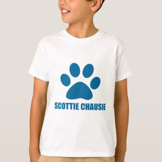 SCOTTIE CHAUSIE CAT DESIGNS T-Shirt