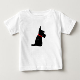 Scottie Dog Baby T-Shirt