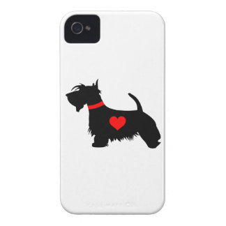 Scottie dog iphone 4 barely there case