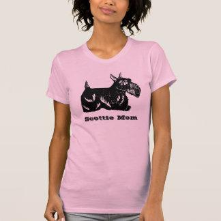Scottie Dog Mom Women's T-Shirt