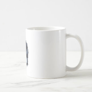 Scottie Dog Paw Coffee Mug