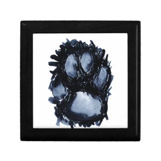 Scottie Dog Paw Gift Box