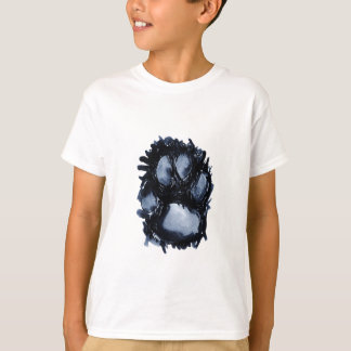 Scottie Dog Paw T-Shirt