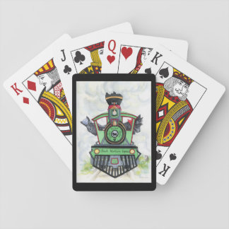 Scottie Engineers Playing Cards