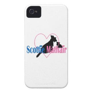 Scottie Mom Case-Mate iPhone 4 Case